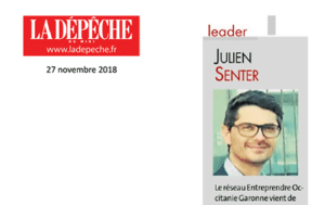 La Dépêche – Gewinner des Unternehmernetzwerks